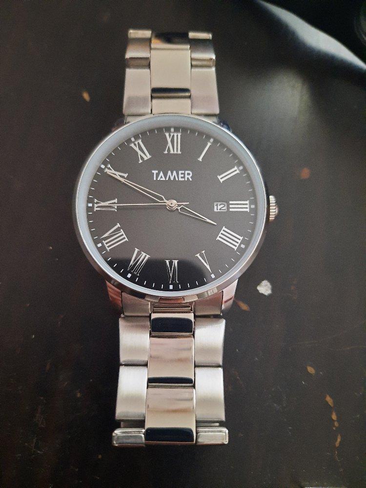 Купил себе часы на день рождения