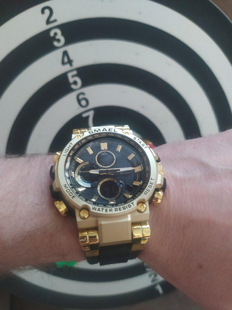 Часы крутые!