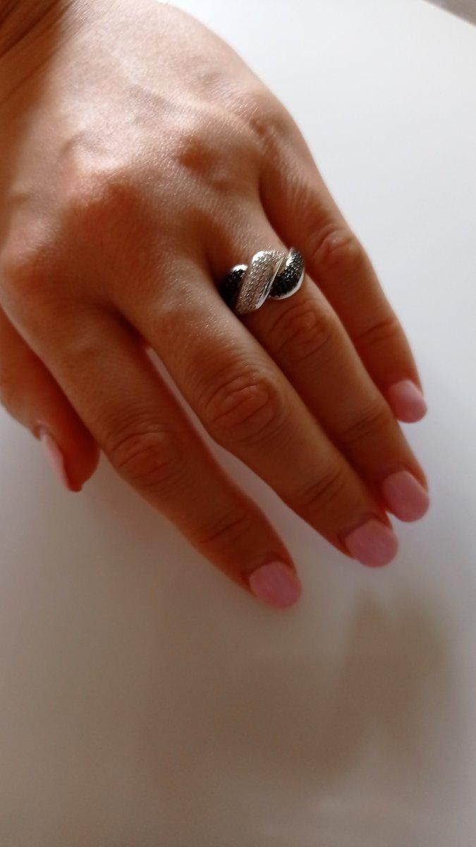 Кольцо удобное