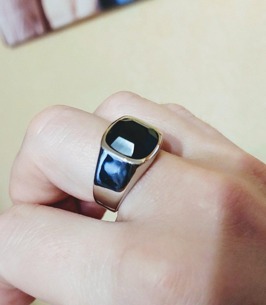 Агатовый перстень