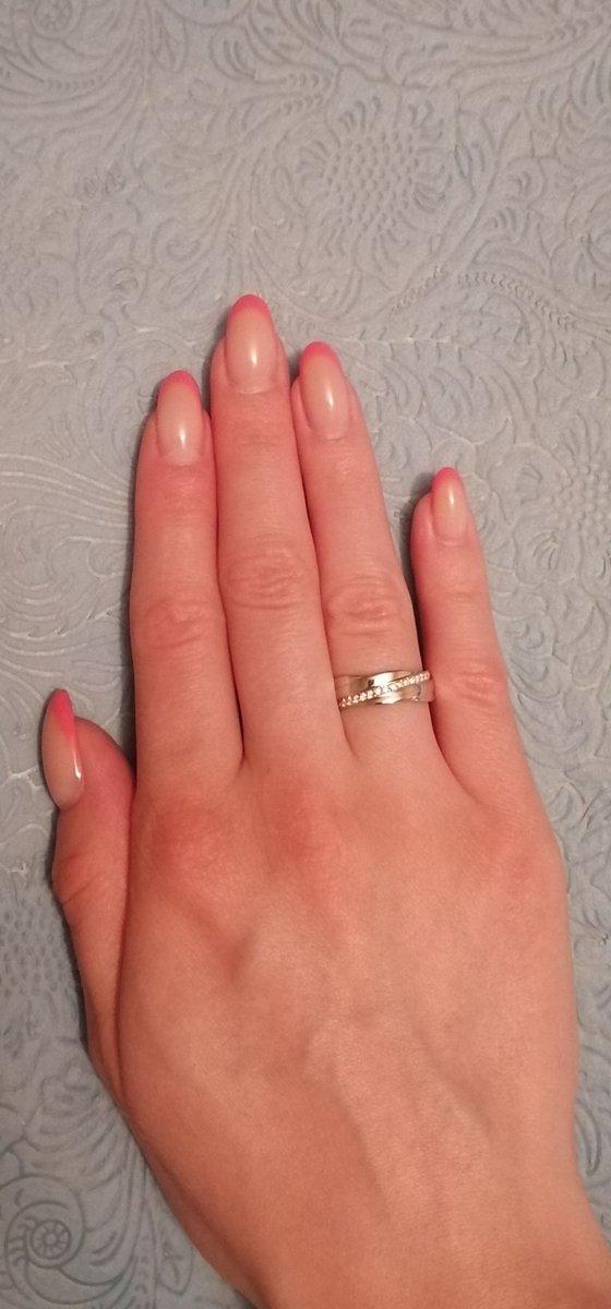 Изящное обручальное кольцо по супер цене (с учётом всех скидок)