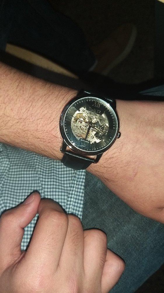 Шикарные мужские часы