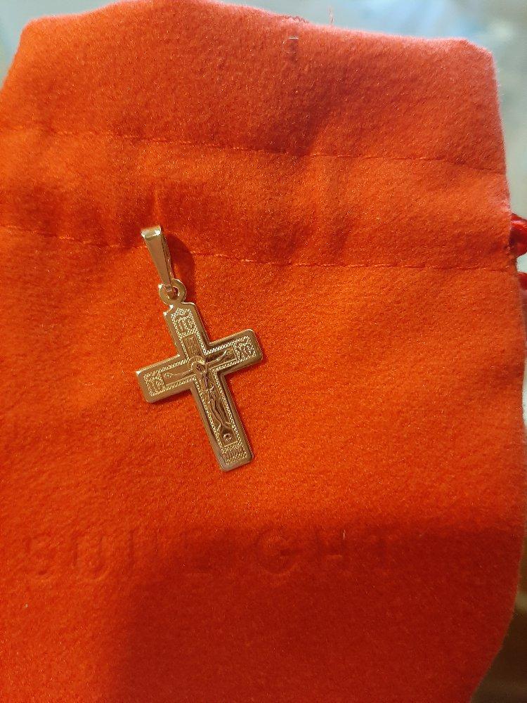 Крестик для младенца