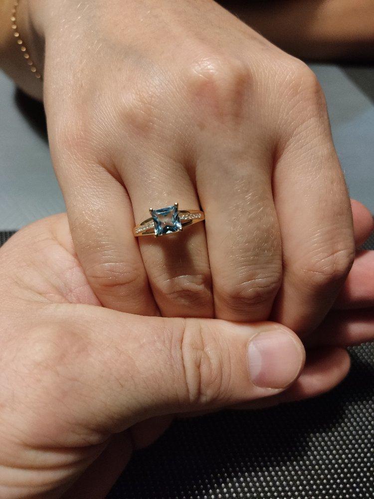 Кольцо для любимого человека