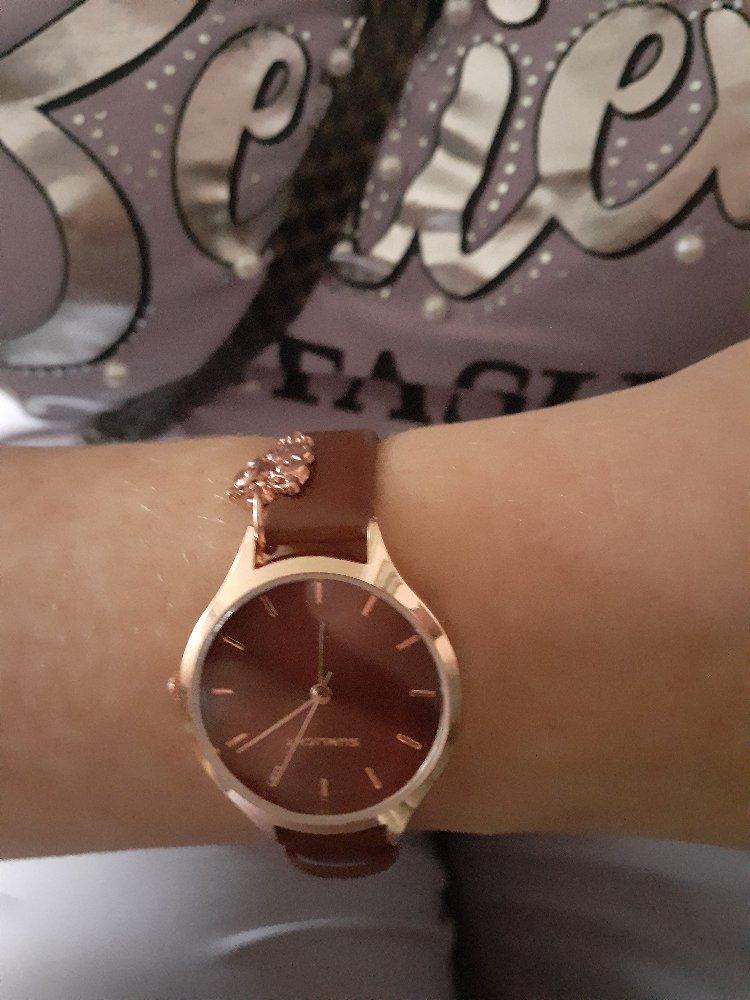 Купил часы жене