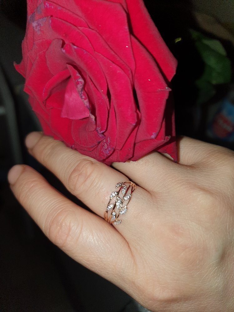 Отличный кольцо.