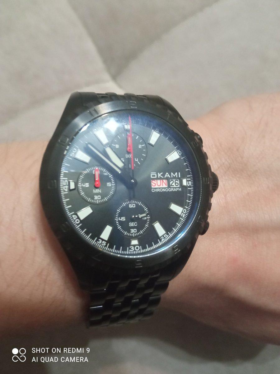 Часы для настоящего мужчины!
