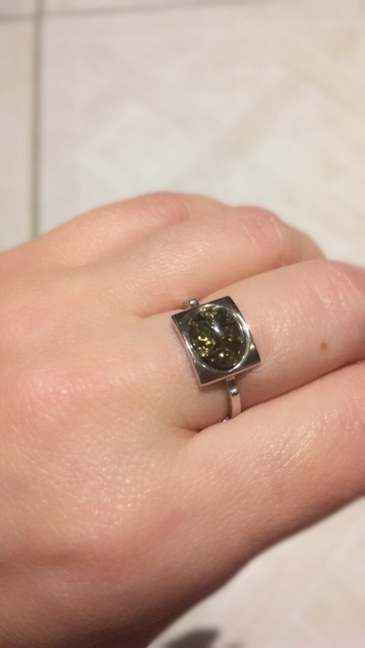 Изумительное кольцо !