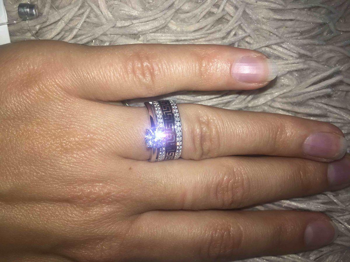 """О боже, это кольцо от «sokolov"""""""