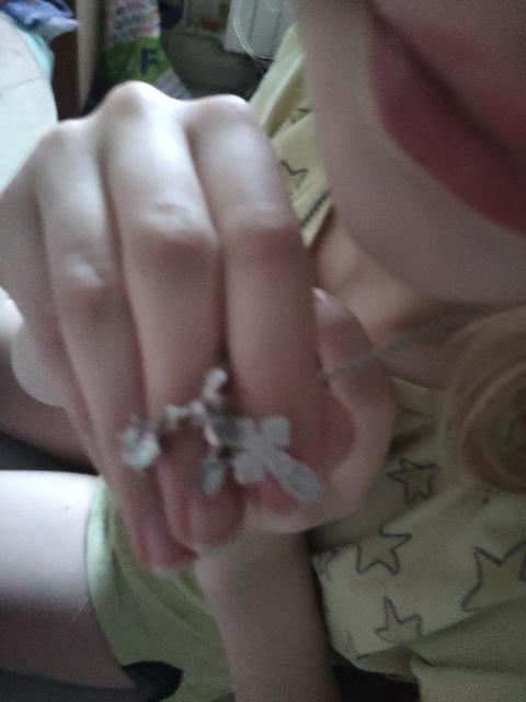 Серебряный крестик от соколов 94120015 хороший подарок для ребенка, советую