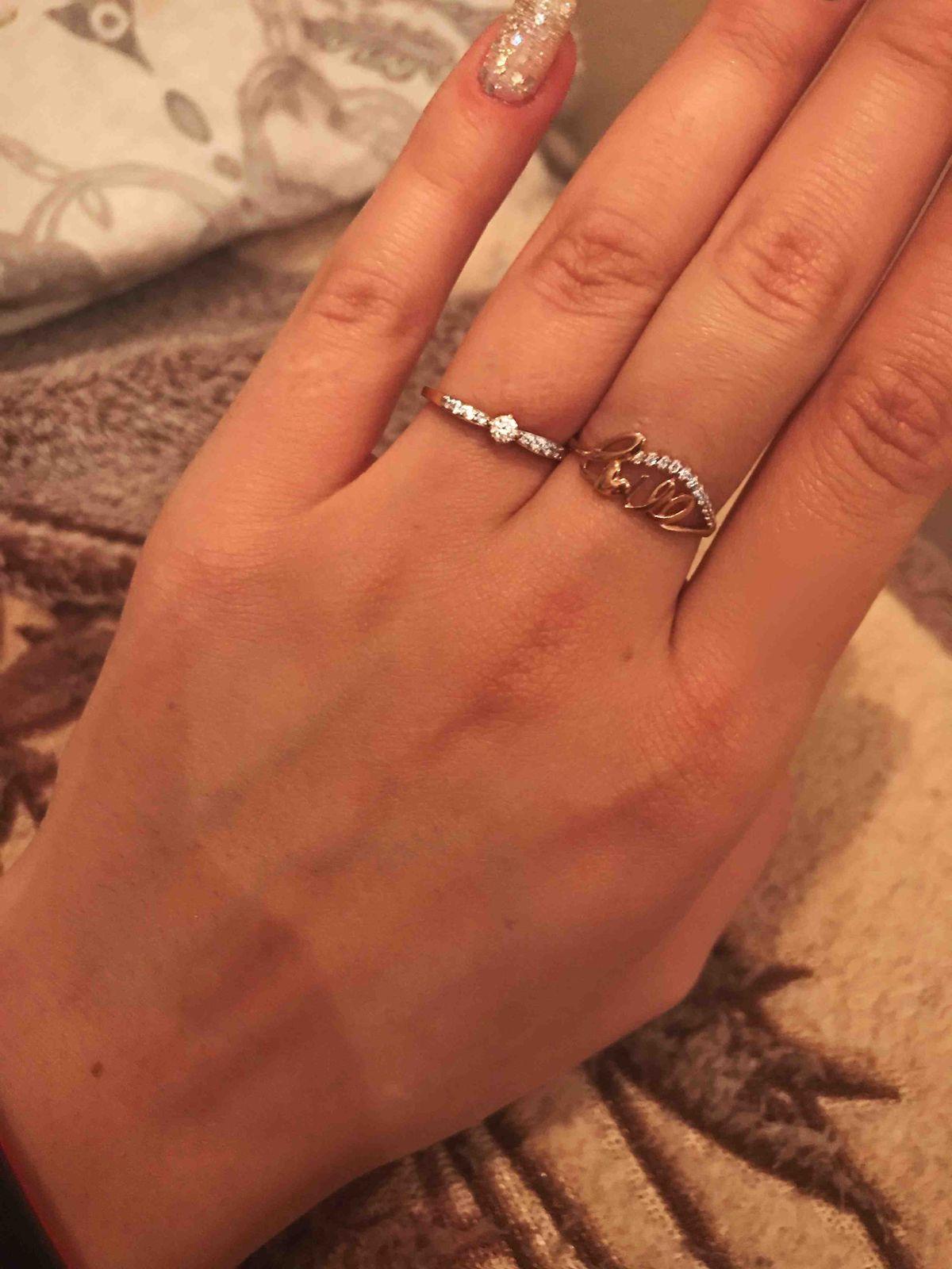 Очень милое и аккуратное кольцо:)