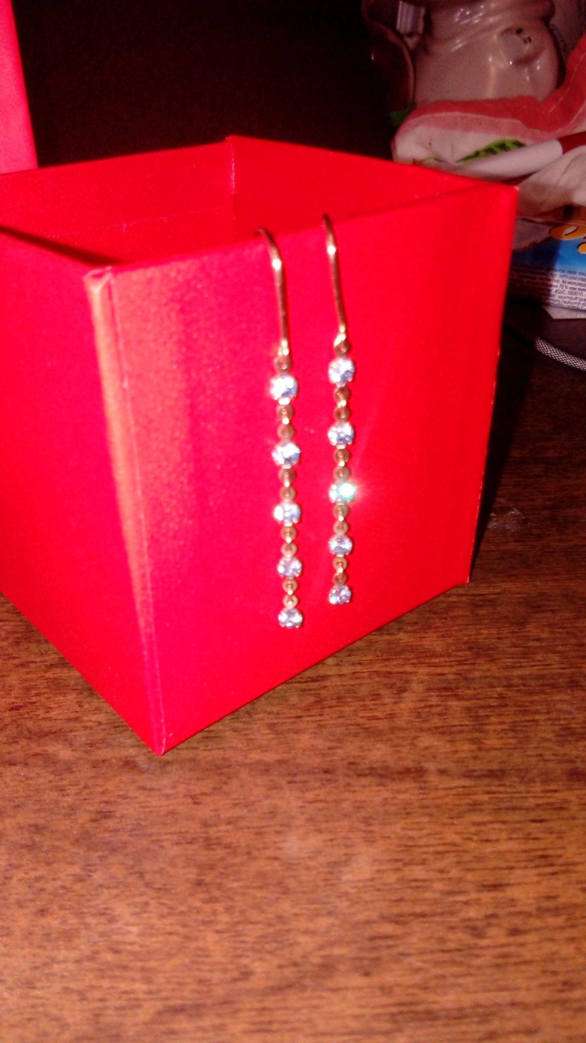 Я ооочень довольна своим подарочком!!!