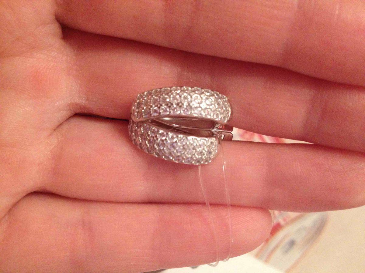Шикарное кольцо и серьги!!!