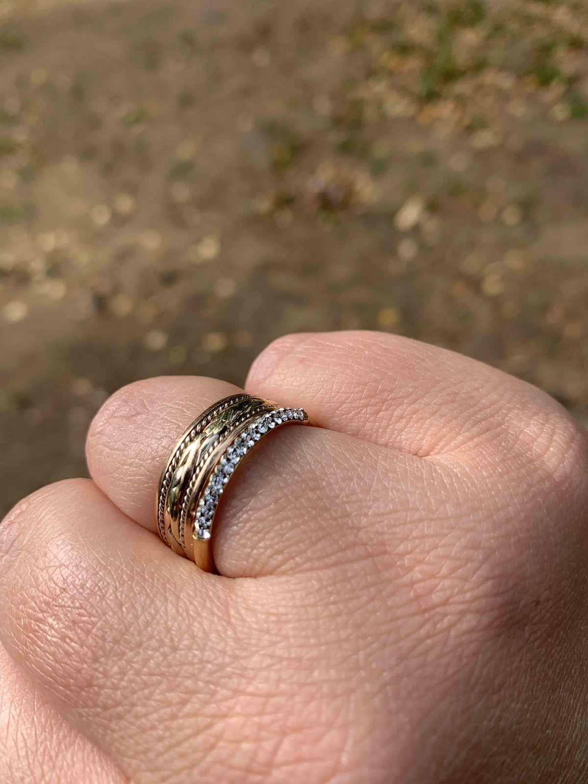 Нежное кольцо....
