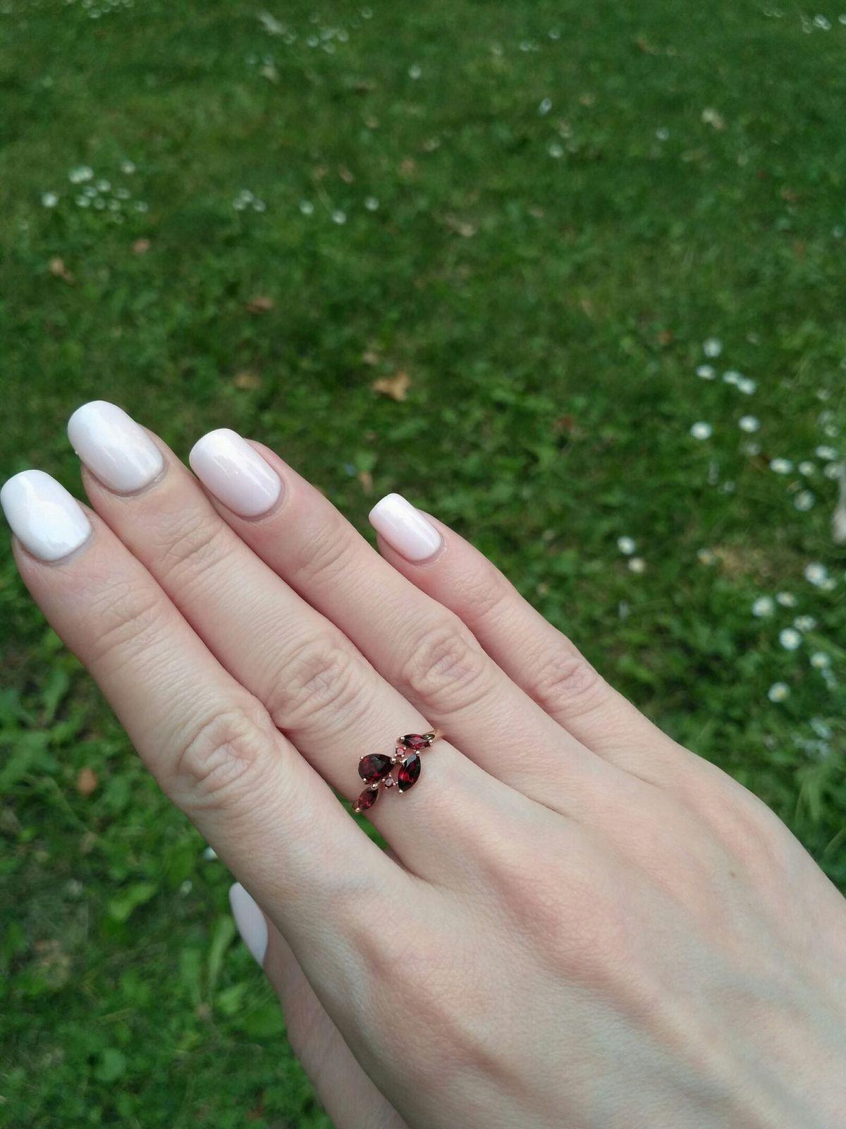 Нежное ,золотое кольцо