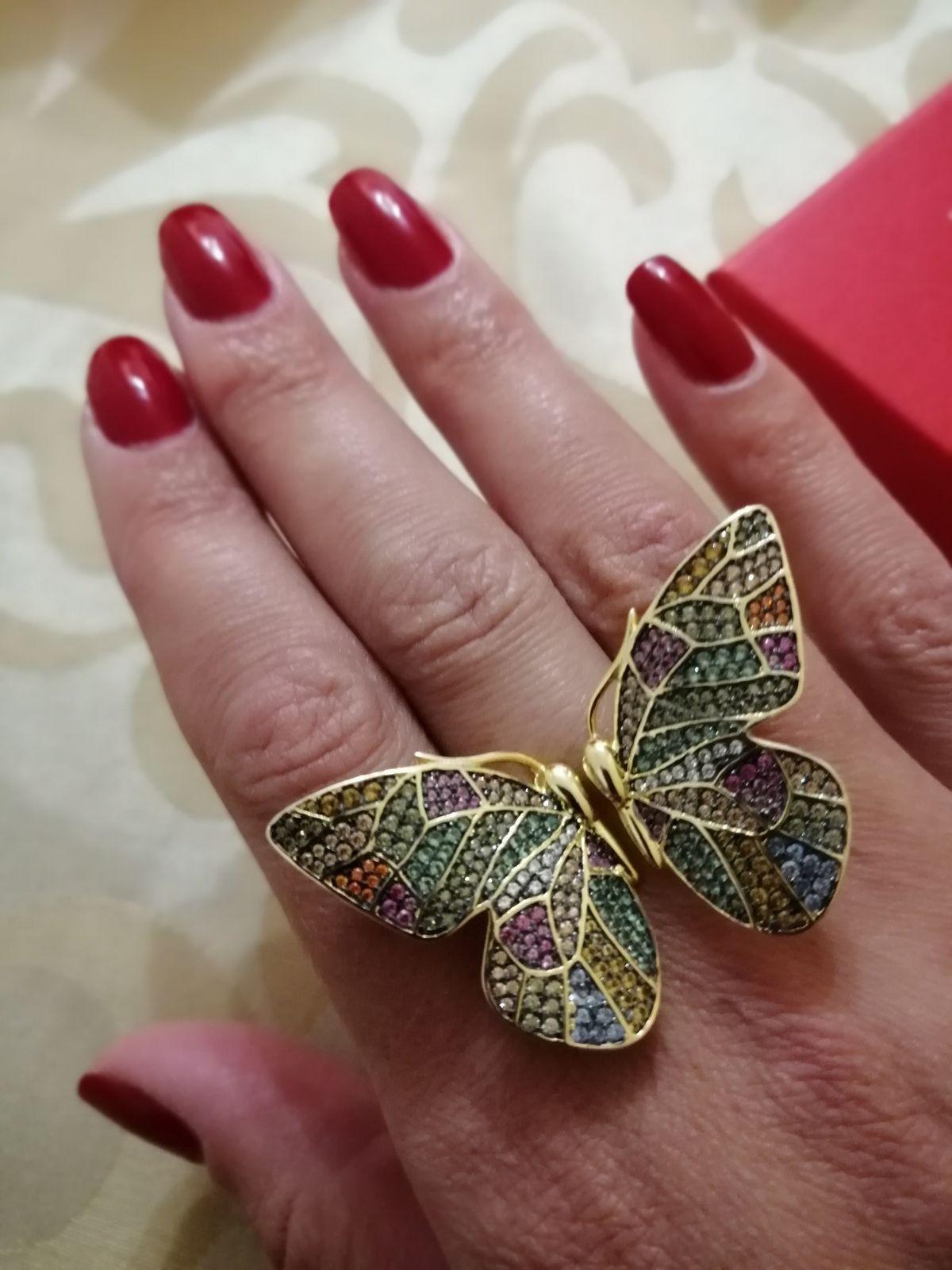 Ммм, бабочка....