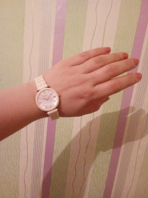 Часики превосходные, одела и сразу поняла, моя вещь!