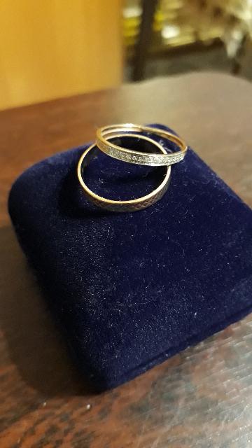 Пара к обручальному кольцу