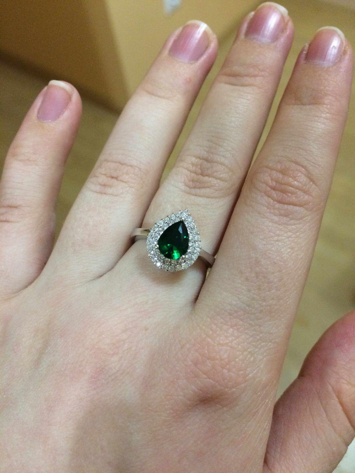 Самое красивое кольцо, в которое можно влюбится с первого взгляда))