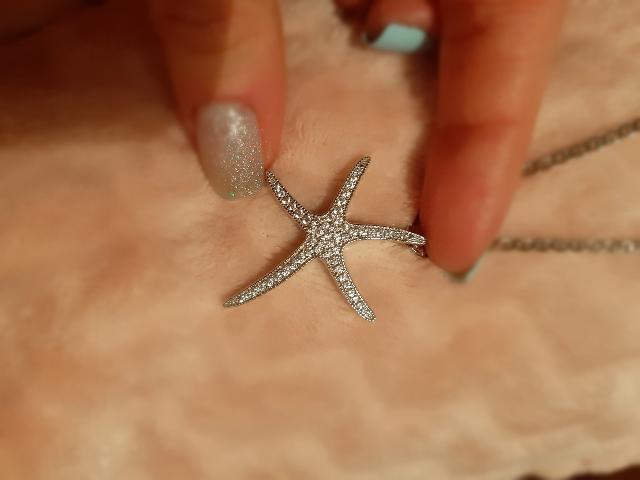 Морская звезда большая
