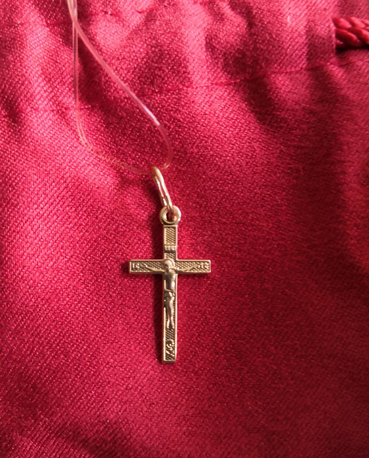 Крестик для девочки