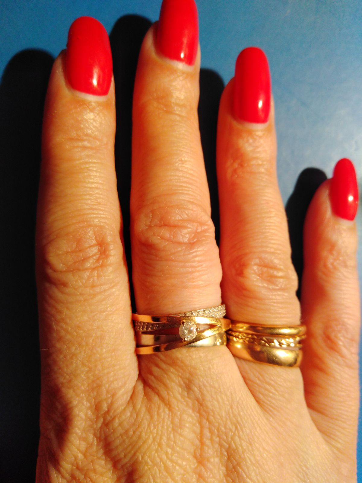 Восхитительное,золотое кольцо