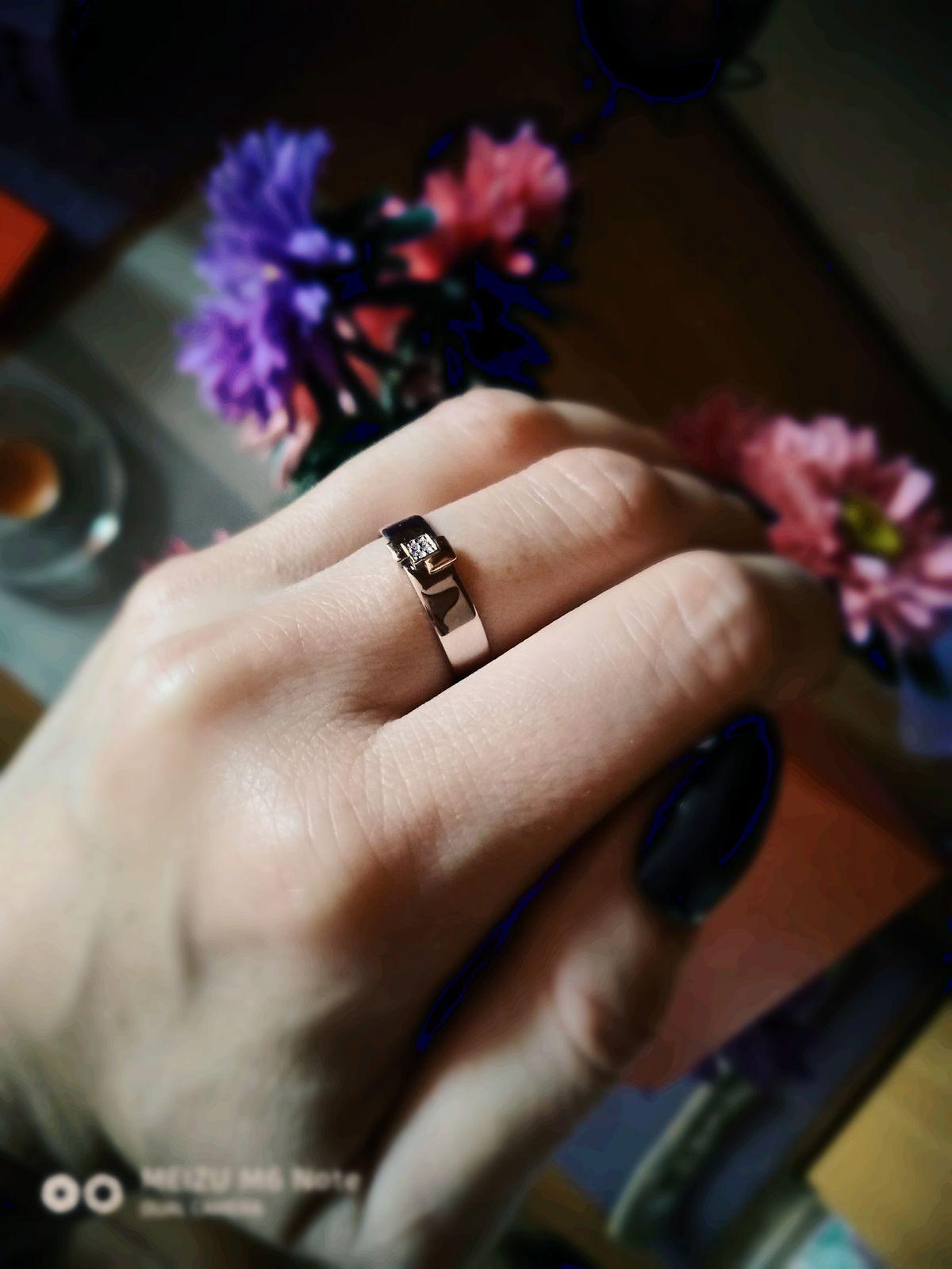 Минимализм и бриллианты
