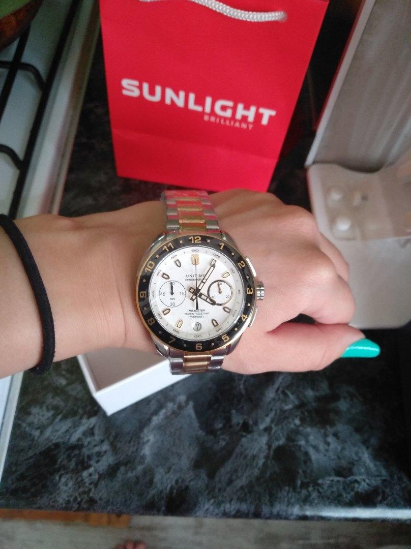 Красивые мужские часы