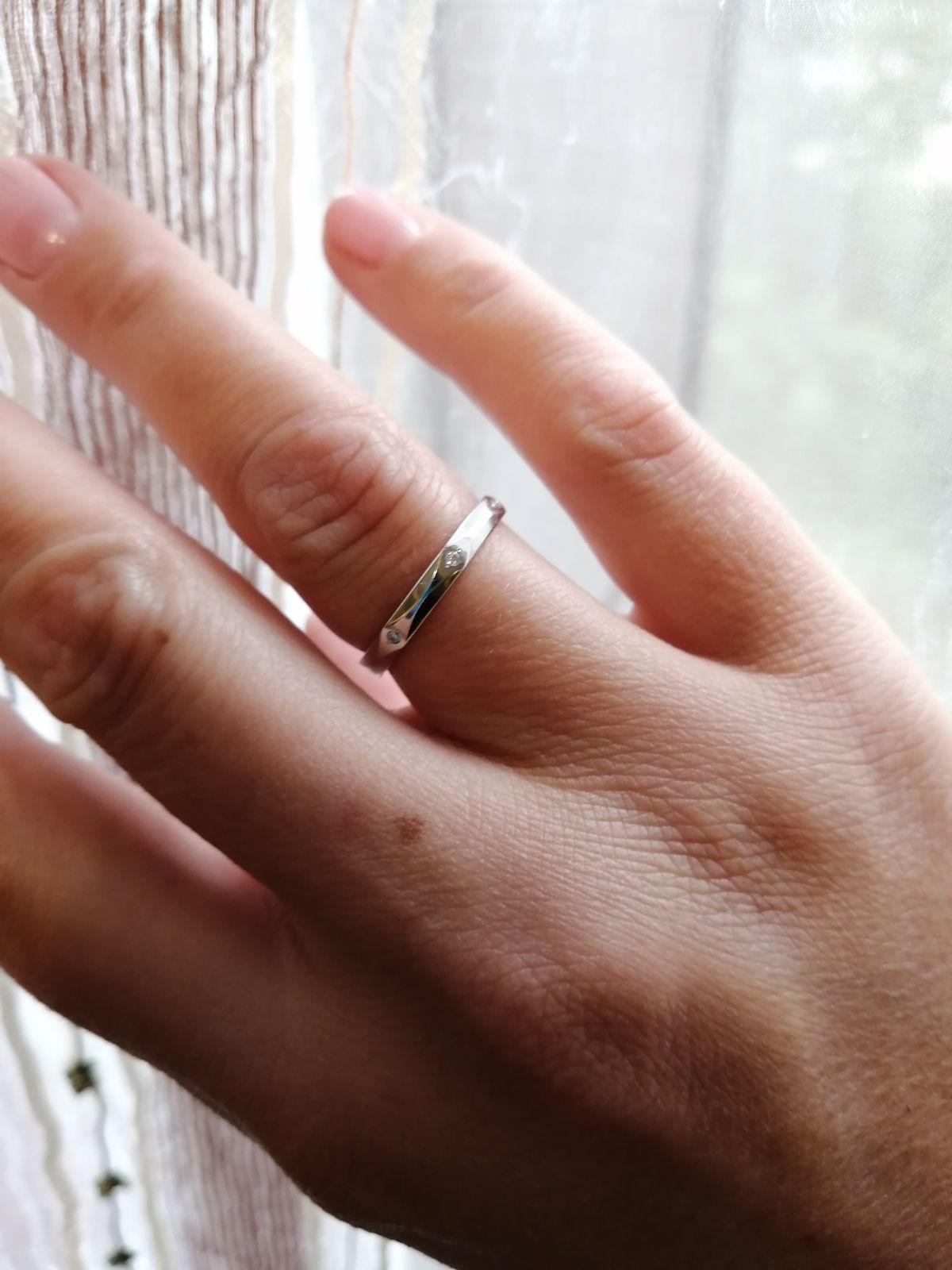 Замечательное, стильное кольцо