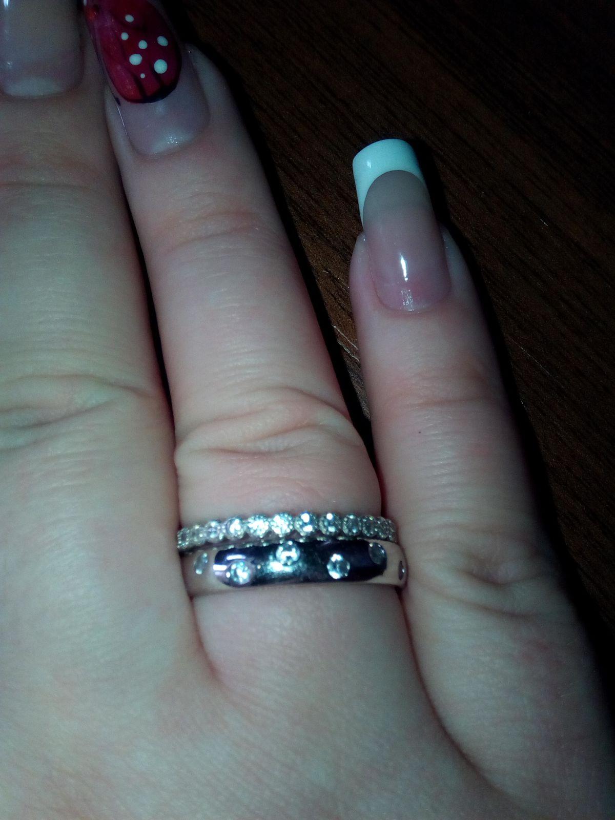 Кольцо очень классное .