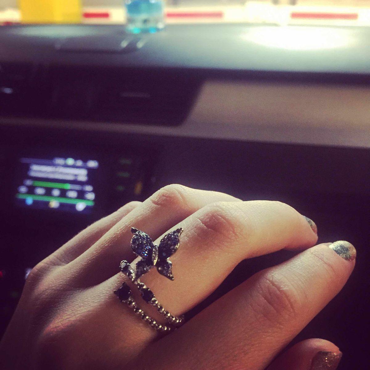 Кольцо для настоящих принцесс