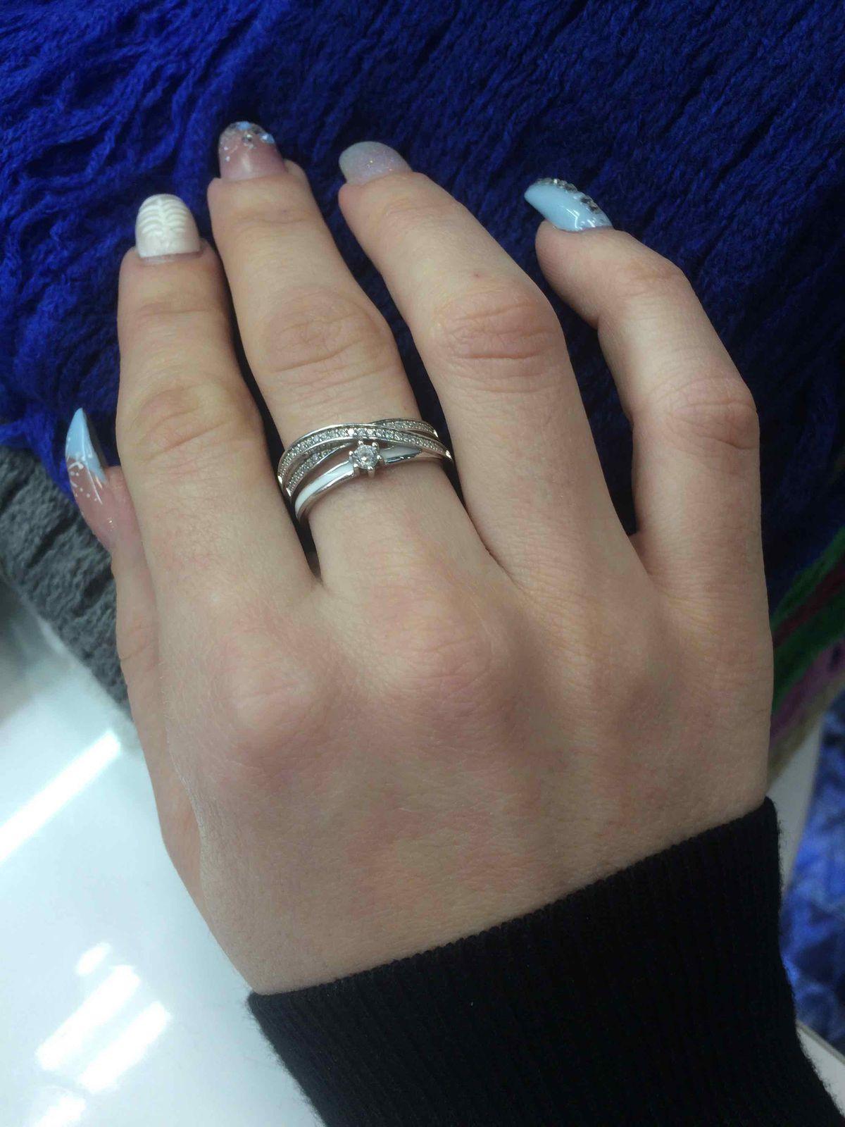 Кольцо просто супер!!!)
