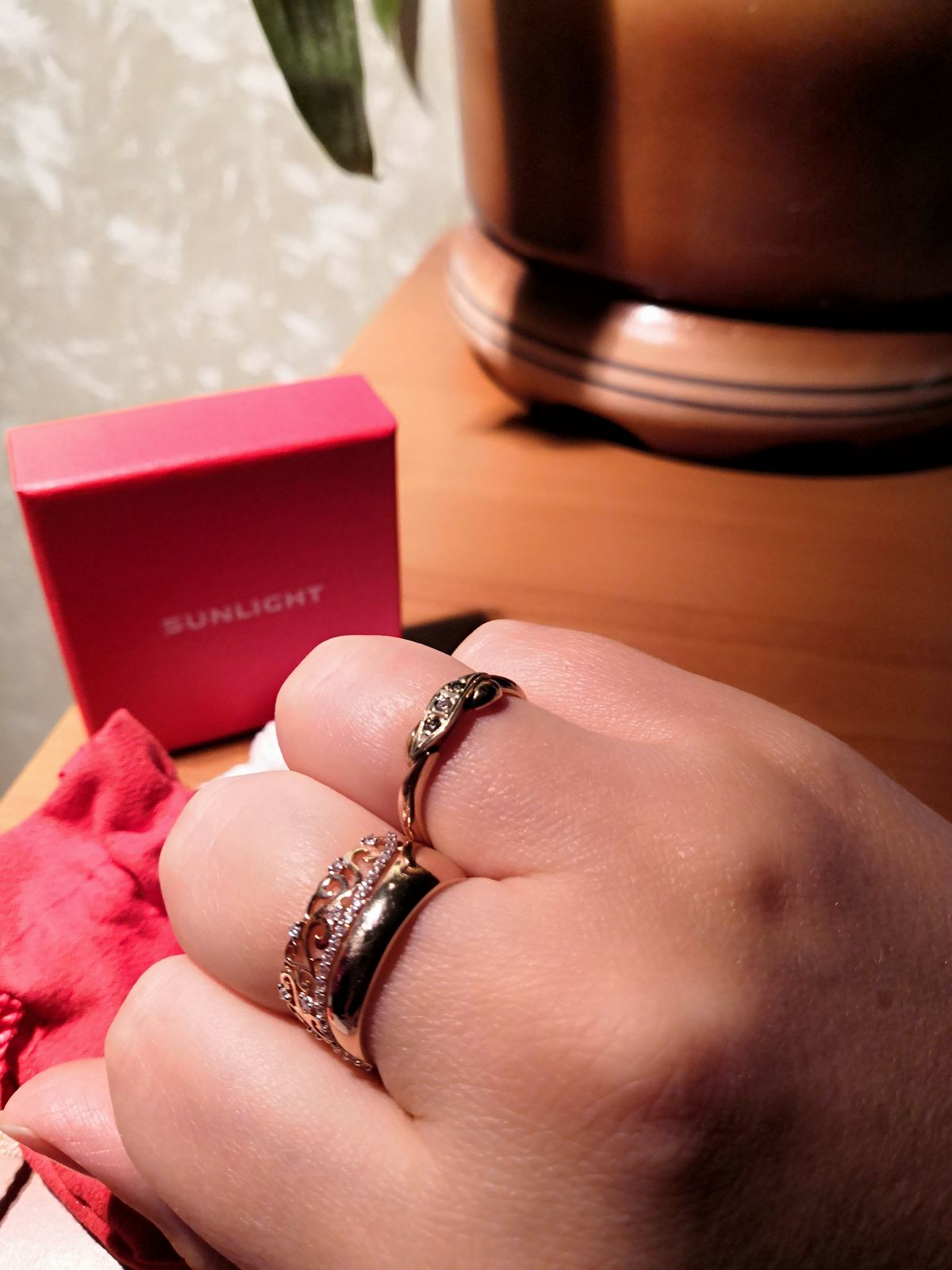 Изысканная красота кольца!!!!
