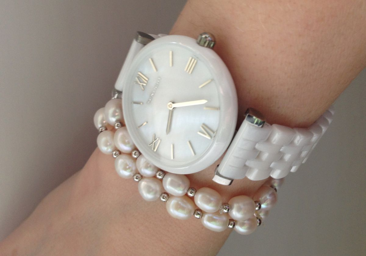Очень красивые и лаконичные часы!