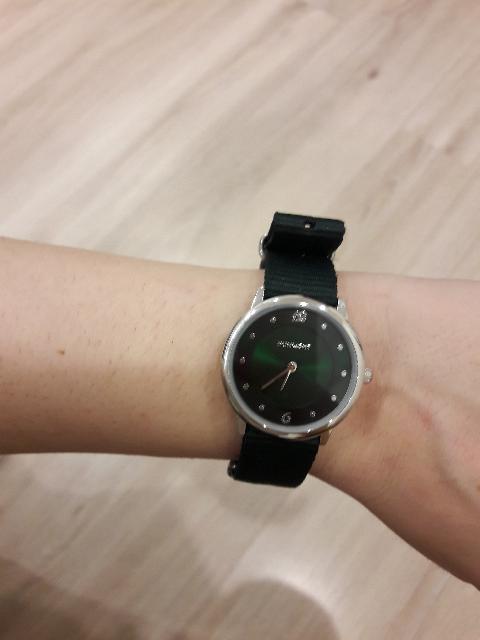 Неужели купила с часы 😍