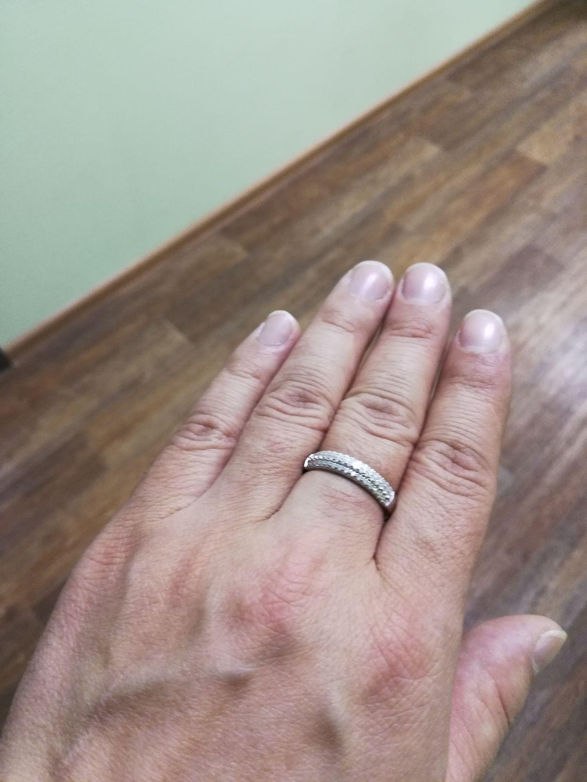 Обворожительное кольцо 💍