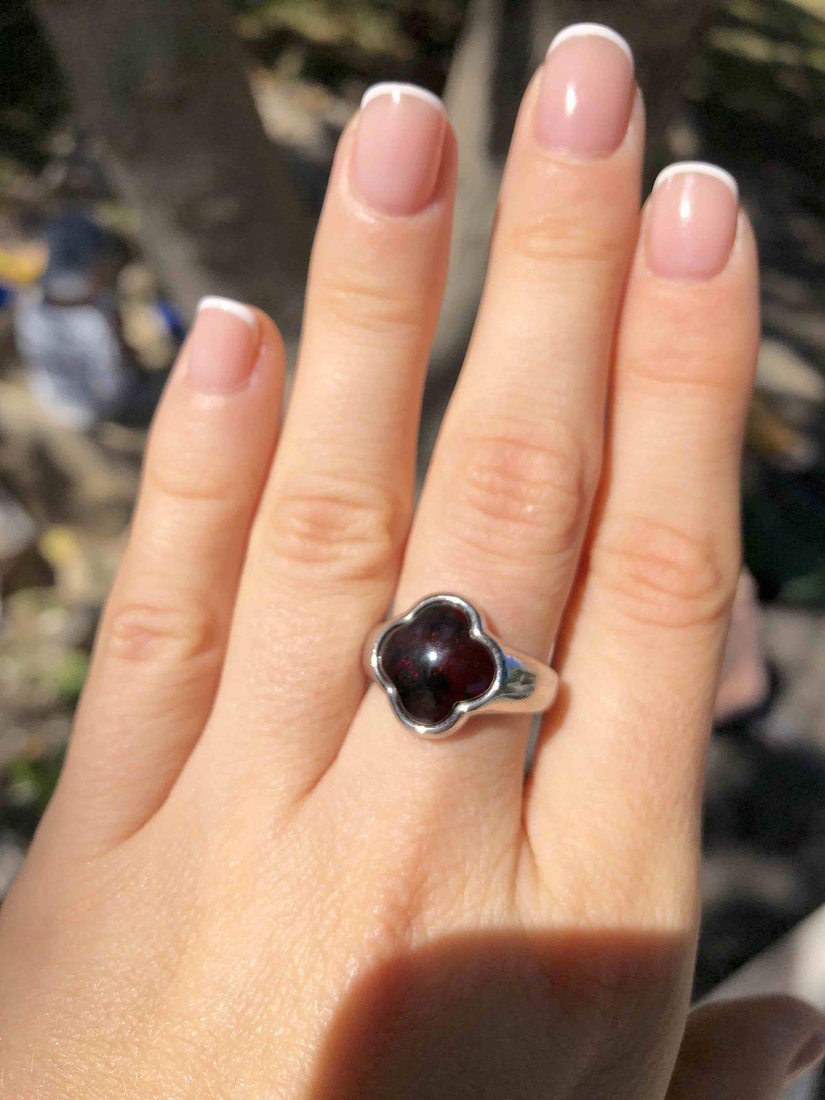 Стильное универсальное кольцо!