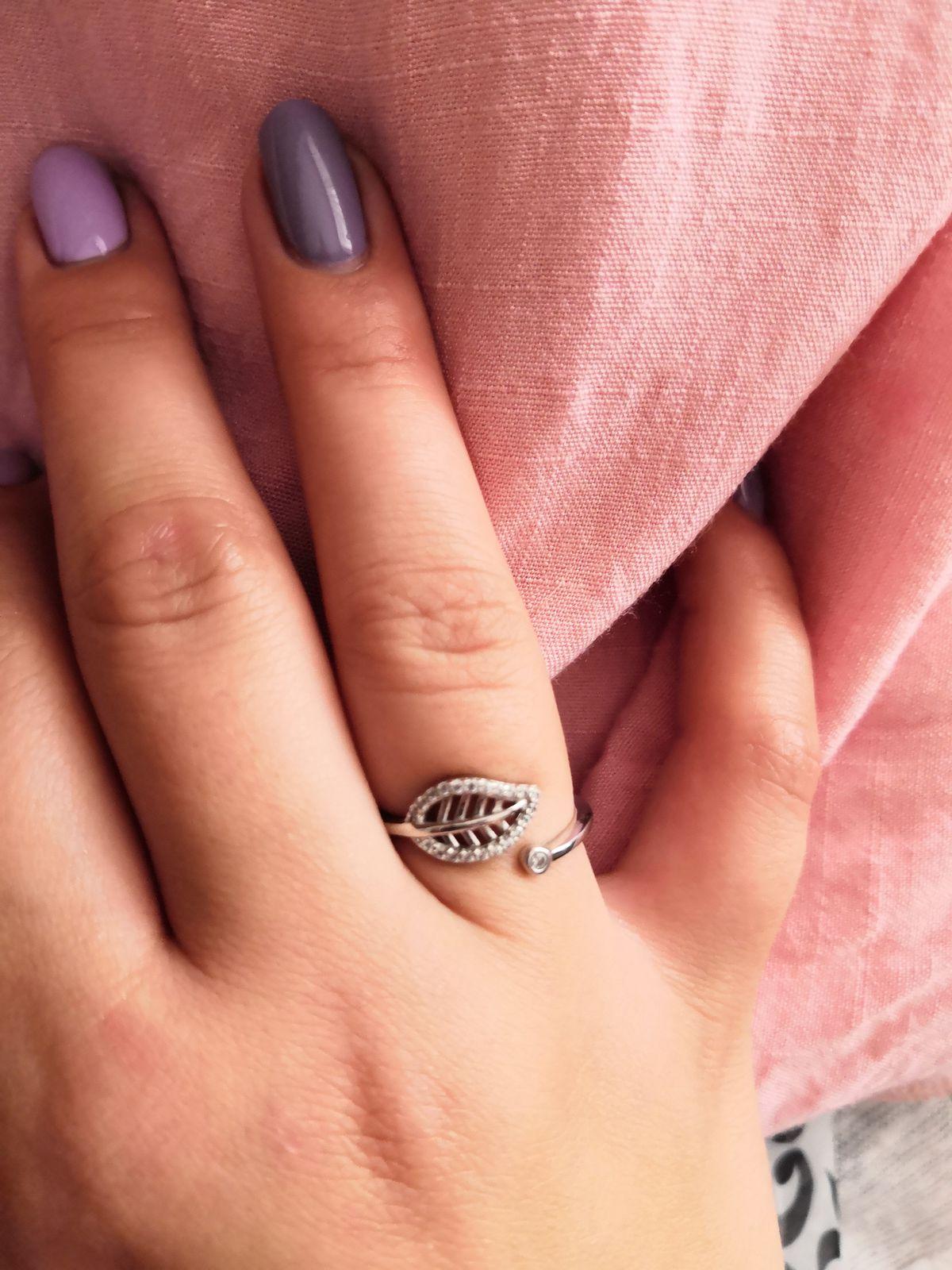 Стильное кольцо для любителей необычных украшений
