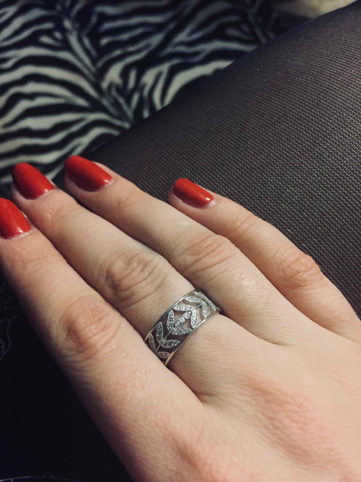 Щикарное кольцо)