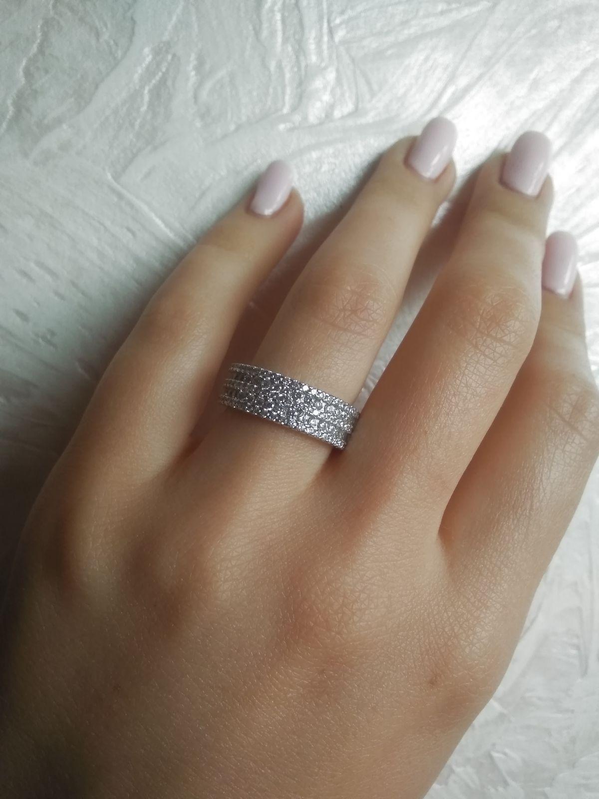 Самое красивое и элегантное кольцо!