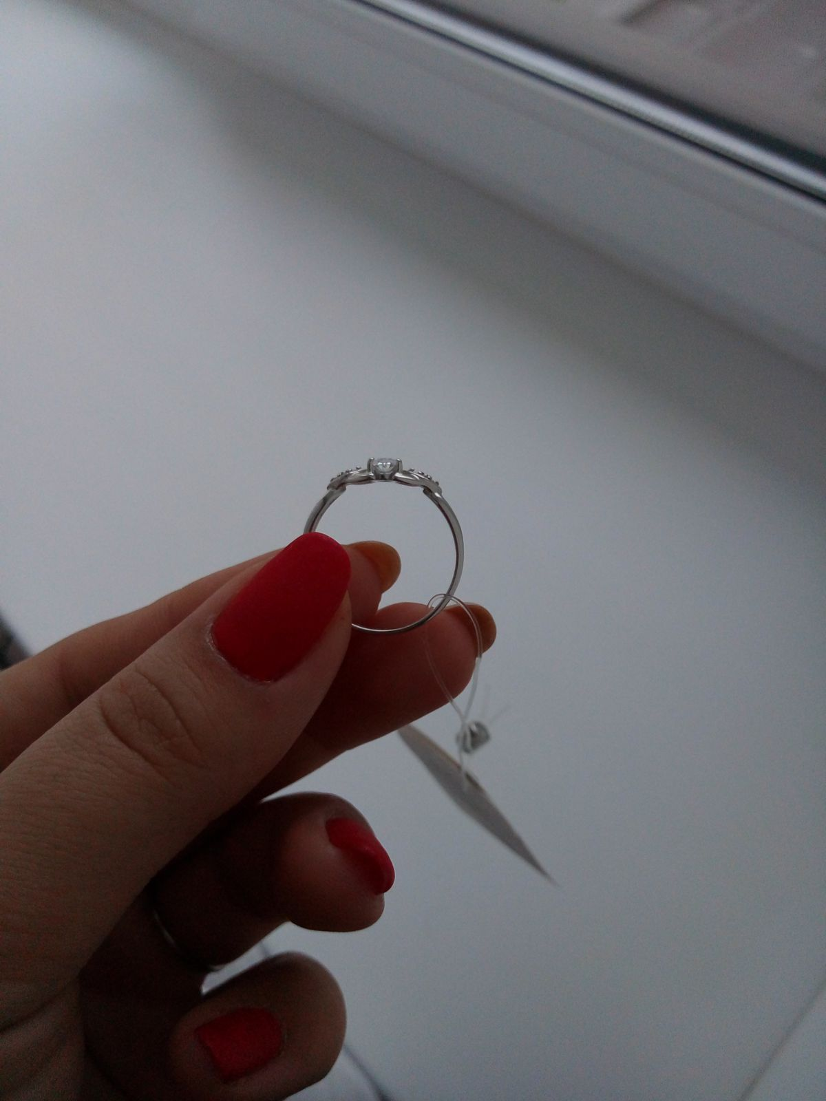 Ювилирное кольцо из серии sokolov