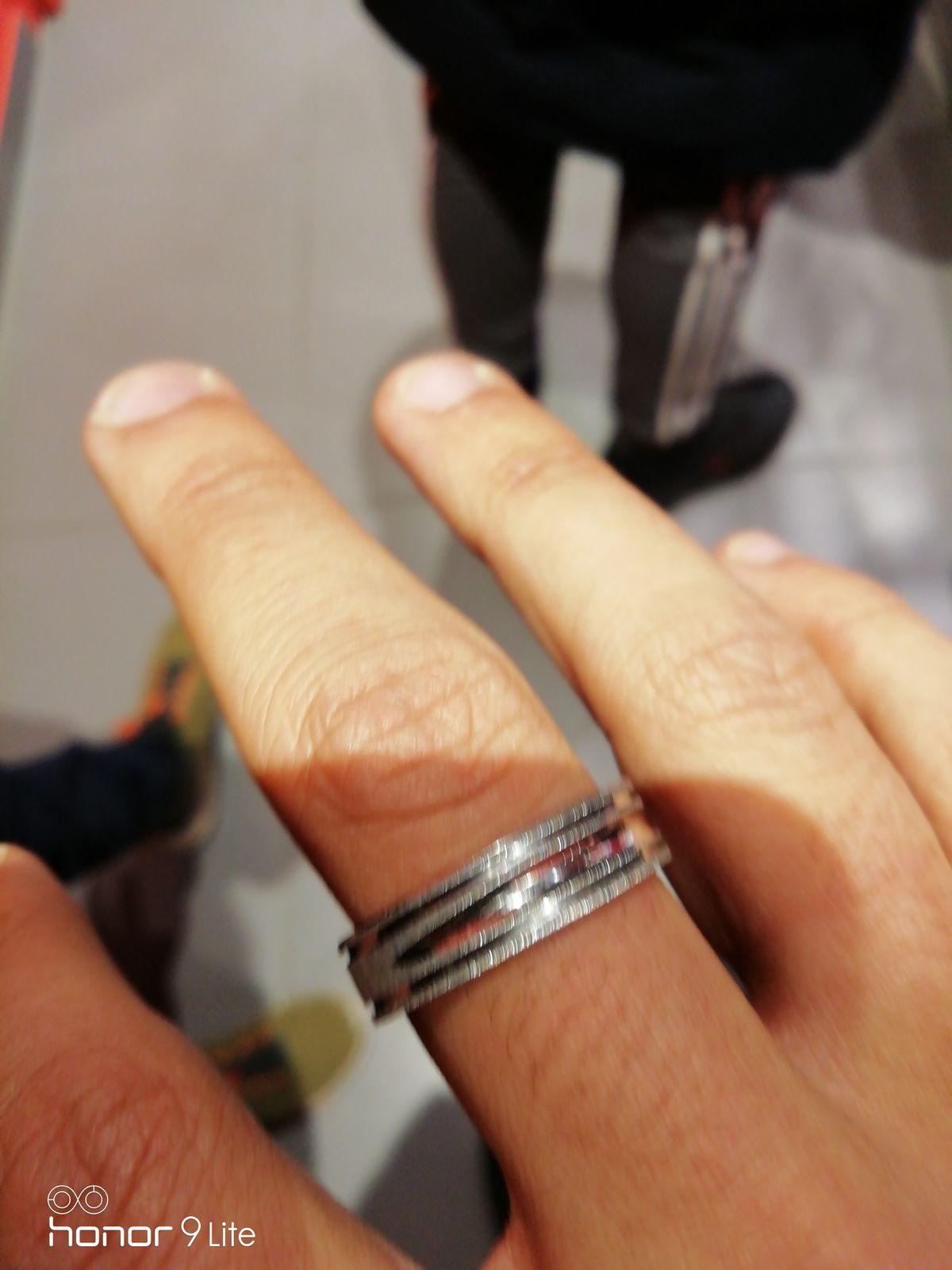 Кольцо просто прекрасное
