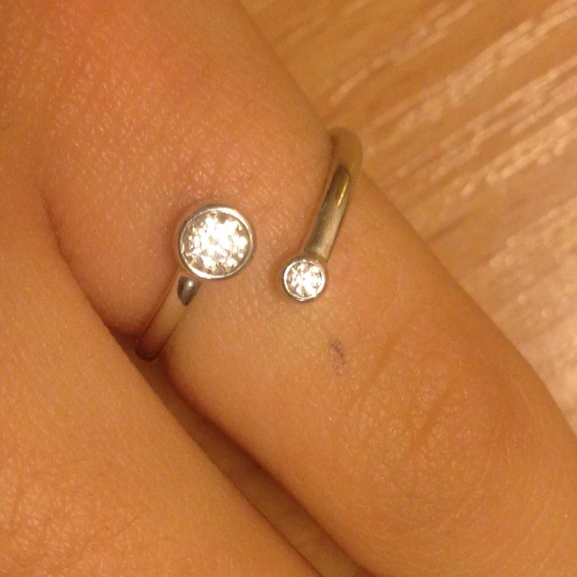 Очень нежное кольцо!)