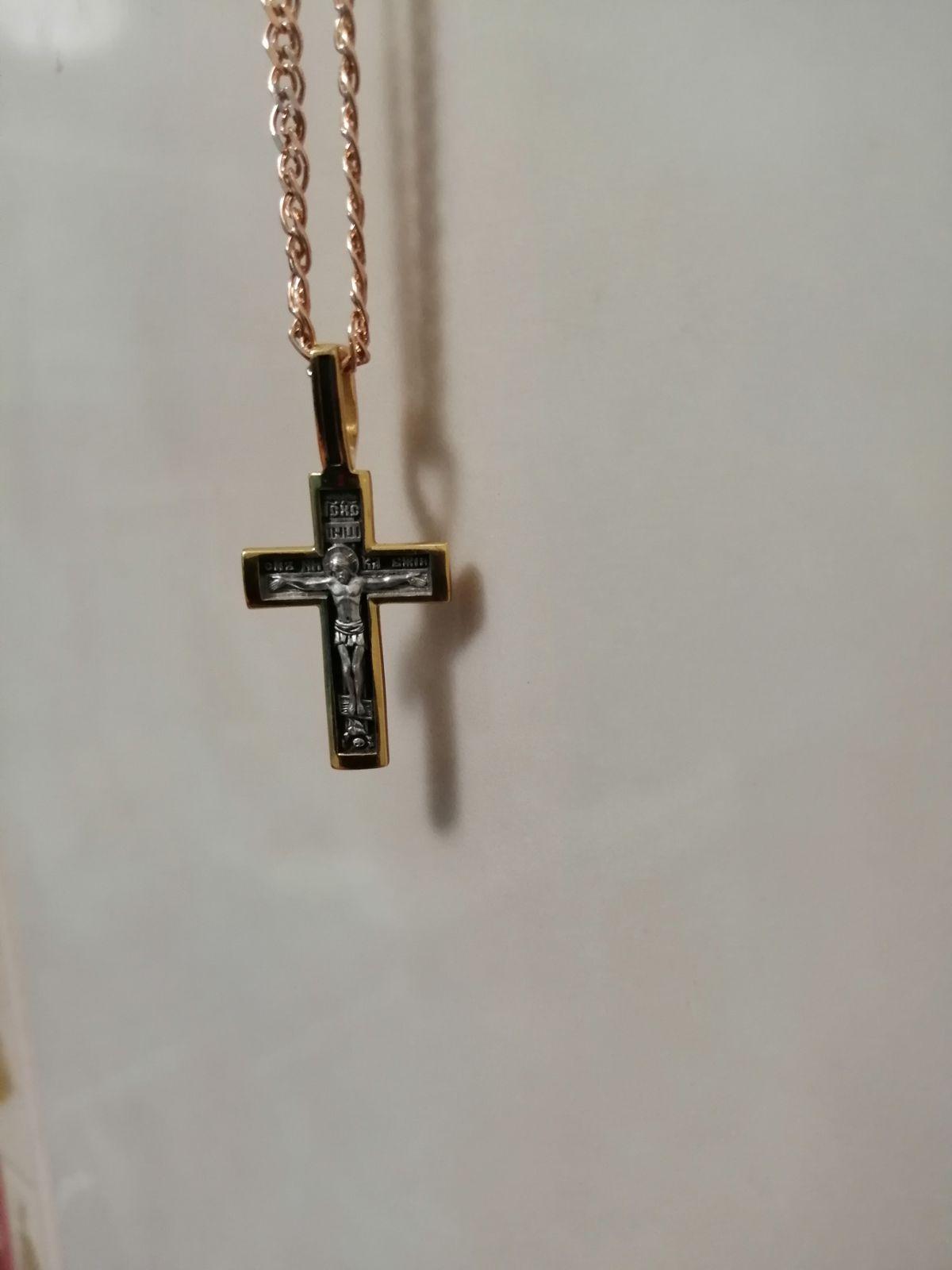 Крест Православный. Бренд Елизавета.