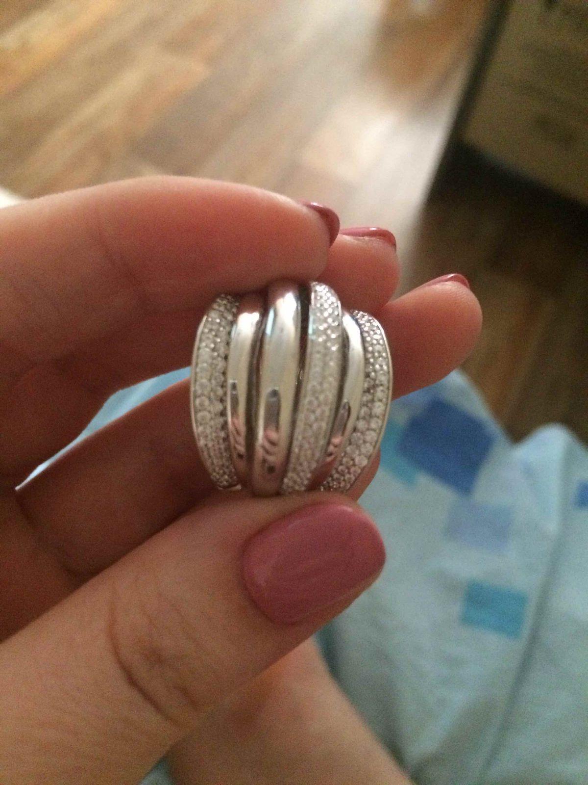 Кольцо многослойное