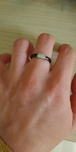 Скромное кольцо