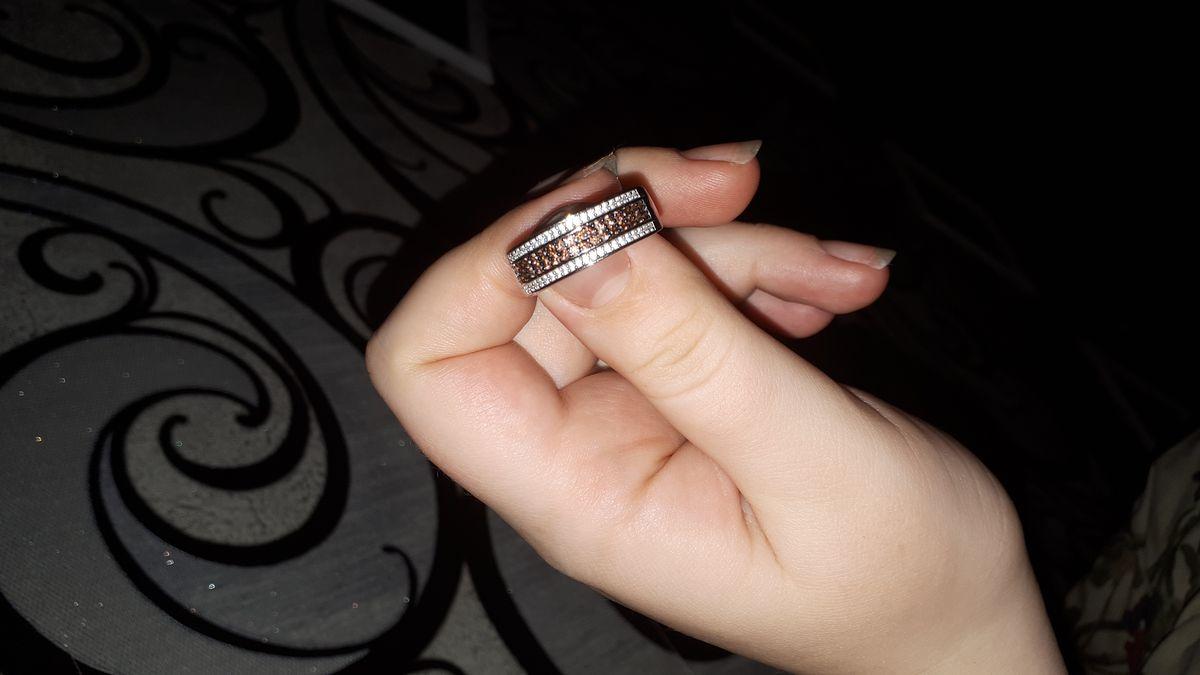 Колечко,колечко,кольцо!😍