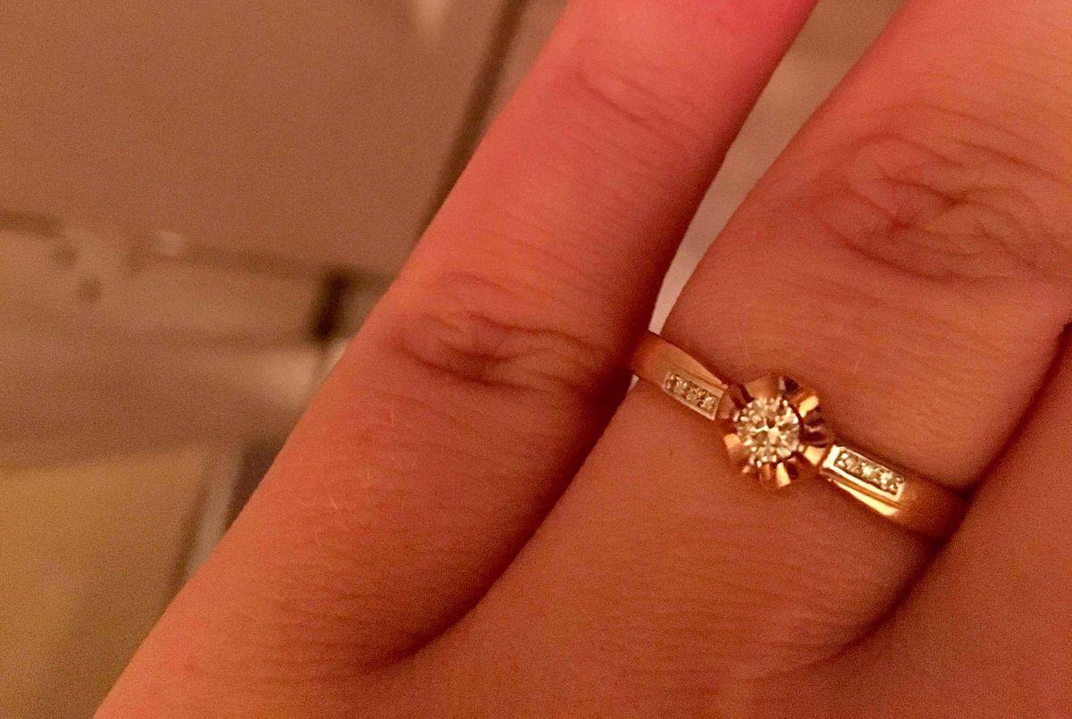 Хорошее кольцо, оптимальная стоимость:)