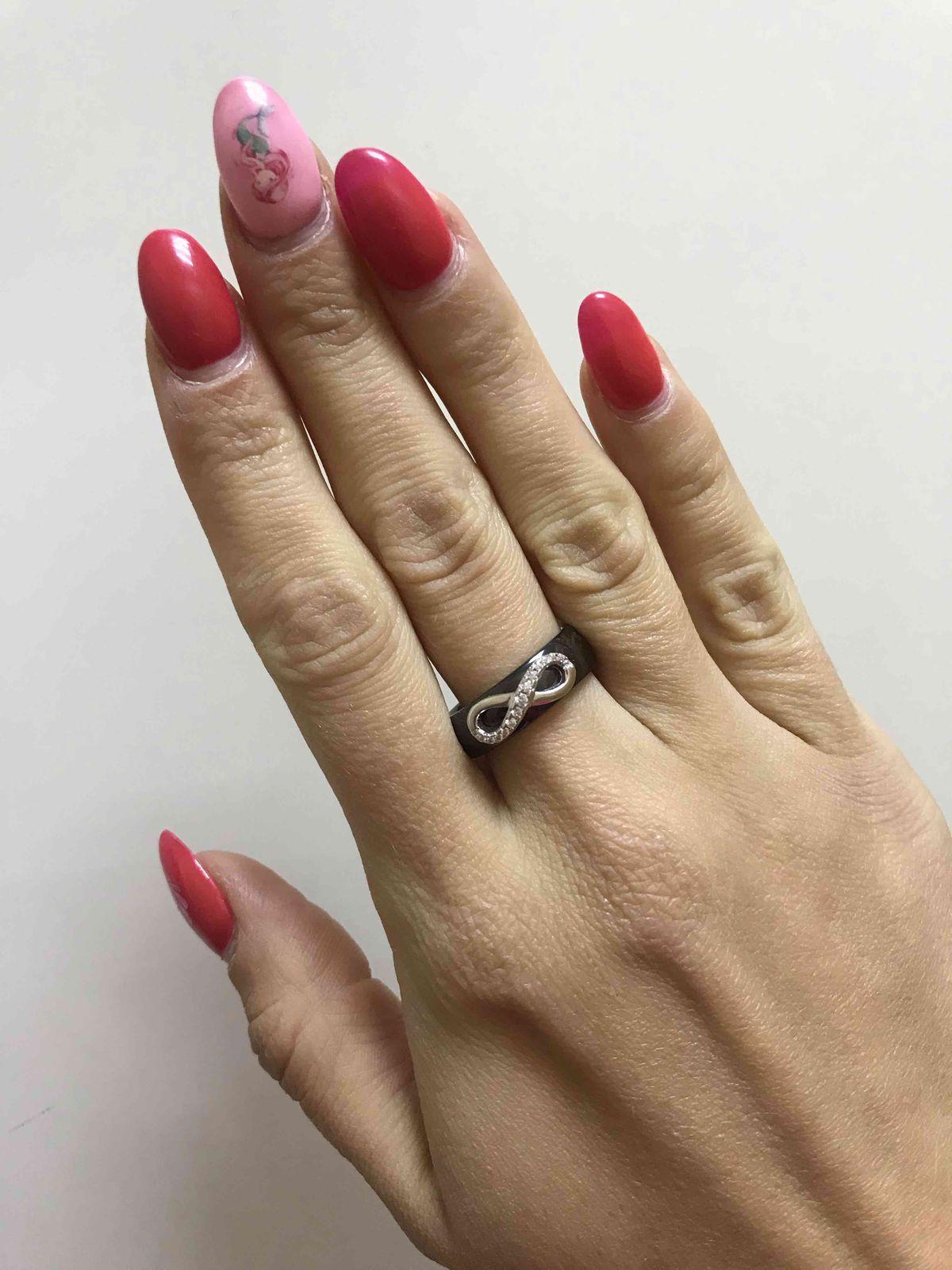Бесконечно прекрасное кольцо!