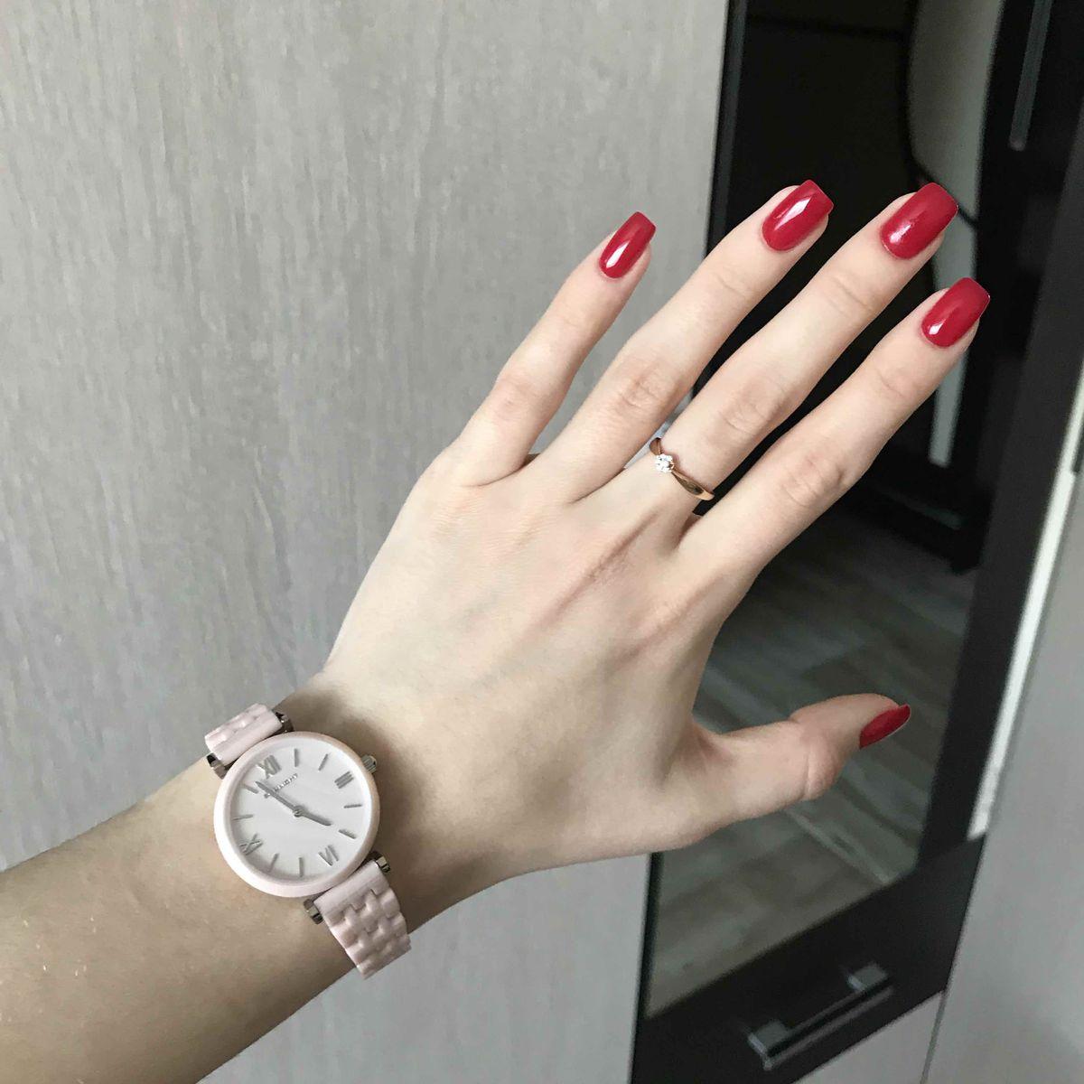 Очень приятные часы